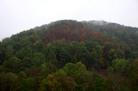 Meaders' Mountain, NC, October, 2016